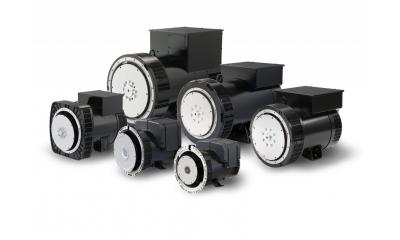 Základní řada generátorů TAL od 8,5 do 1000 kVA